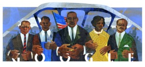 Courtesy: Google Doodle on January 19, 2015